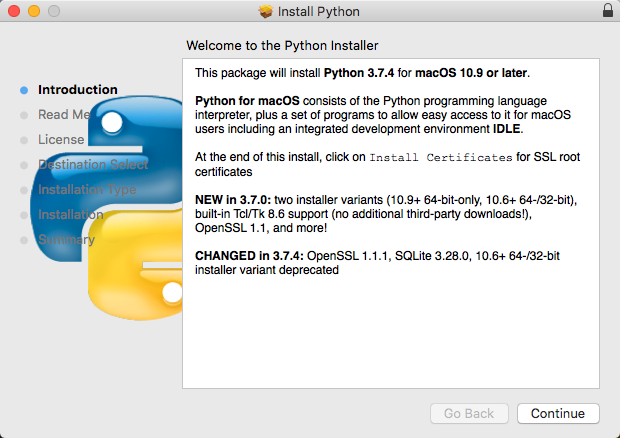 How to Install Python 3 on Mac OS | Jun711 blog